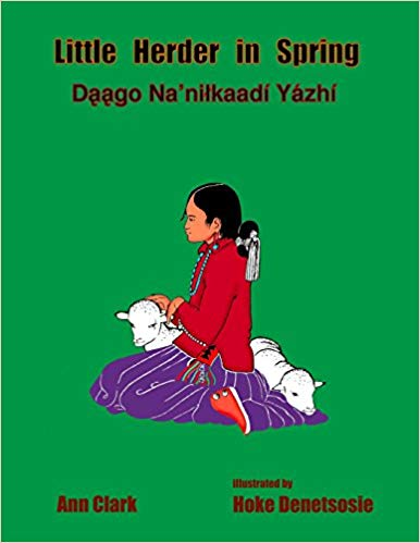 Little Herder in Spring: Daago Na'nilkaadi Yazhi Vol 3