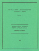Phonological Issues in North Alaskan Inupiaq