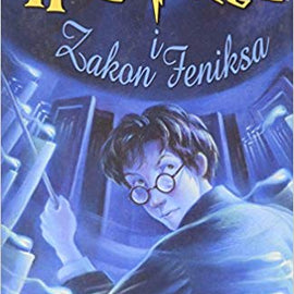 Harry Potter and the Prisoner of Azkaban Book 3 in Polish