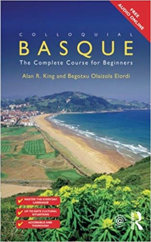 Colloquial Basque Book & CD
