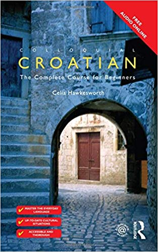 Colloquial Croatian Book
