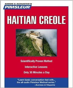 Haitian Creole Pimsleur comprehensive