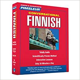 Pimsleur Finnish Conversational Course -