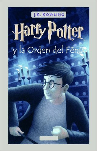 Harry Potter y la orden del fénix 5 (Harry Potter and the Order of the Phoenix, Spanish)