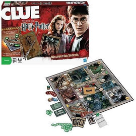 World Of Harry Potter Clue Board Game