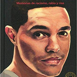 Trevor Noah Born a Crime Book in Spanish
