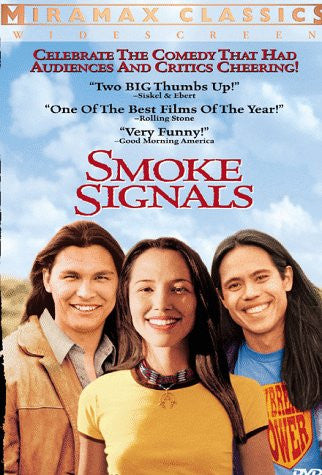 Smoke Signals DVD Written By Sherman Alexie