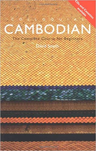 Colloquial Cambodian Book