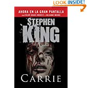 Carrie  Movie Tie-in Edition Book by Stephen King in Spanish