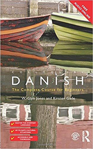 best books to learn Danish