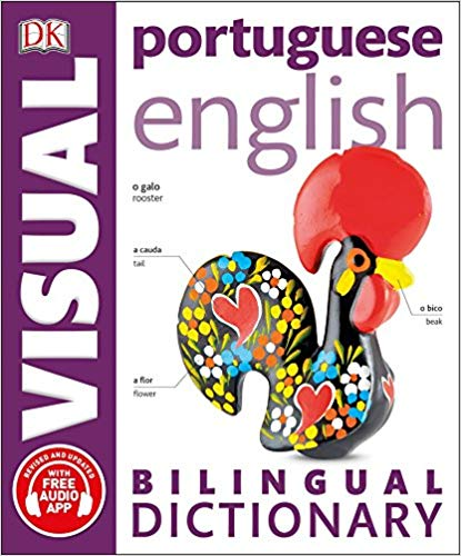 Portuguese English Bilingual Picture Dictionary