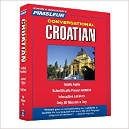 Pimsleur Croatian Conversational Course