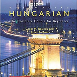 Colloquial Hungarian Book with free audio