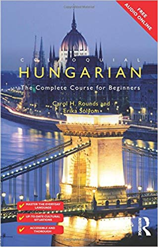 Colloquial Hungarian Book