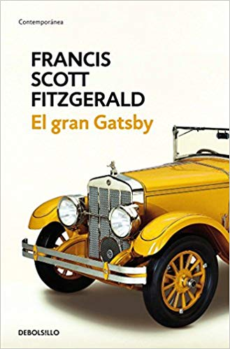 The Great Gatsby Book in Spanish Paperback