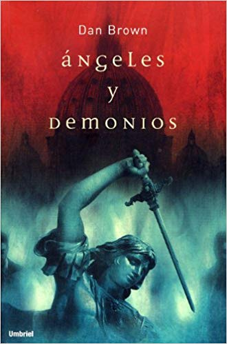 Angeles y Demonios Angels and Demons Paperback Book