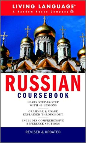 Basic-Intermediate Russian Coursebook Like New