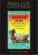 Spanish Plus: Learn to Speak and Understand Latin American Spanish with Pimsleur (like new)