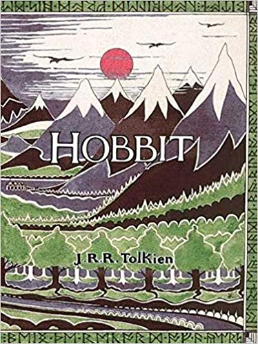 The Hobbit in Turkish Paperback New
