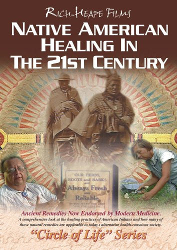 Native American Healing in the 21st Century DVD