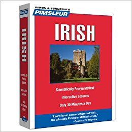 Pimsleur Irish Level 1 Audio CD