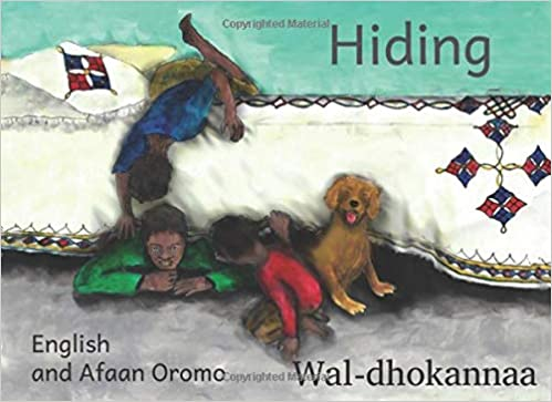 Hiding - English Afaan Oromo Bilingual Book