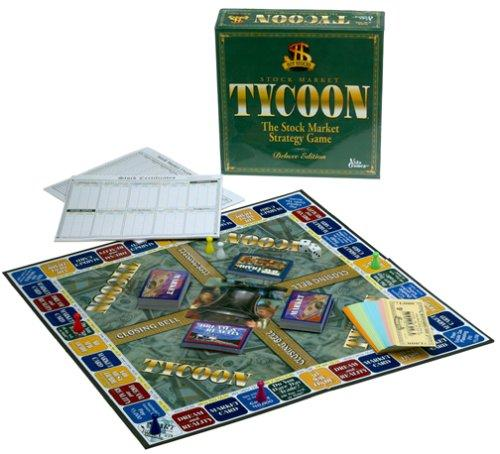 Tycoon The Stock Market Strategy Game  Deluxe Edition