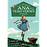Ana de las tejas verdes.Anne of Green Gables Book in Spanish