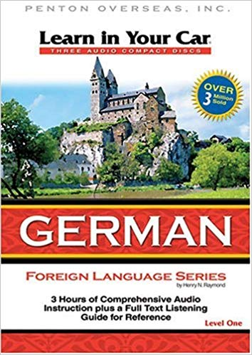 Learn in Your Car German Audio Course