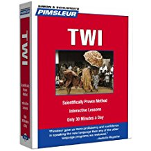 Pimsleur Twi Level 1 Audio CD
