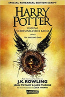 Harry Potter and the Cursed Child in German