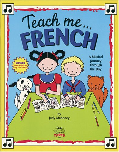Teach Me (French), Children's Course