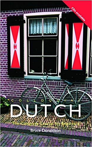 Colloquial Dutch Like New Book