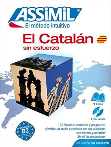Assimil Catalan Language Course Book and Audio Cd's