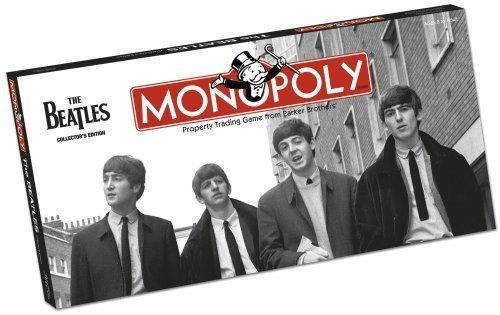 The Beatles Monopoly Board Game