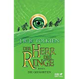 Lord of The Rings in German The Two Towers Paperback