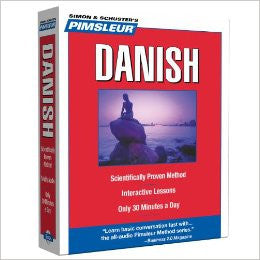 Danish Pimsleur Comprehensive