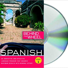 Behind the Wheel  Spanish  Level 1