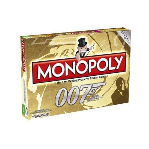 Monopoly James Bond Anniversary Edition
