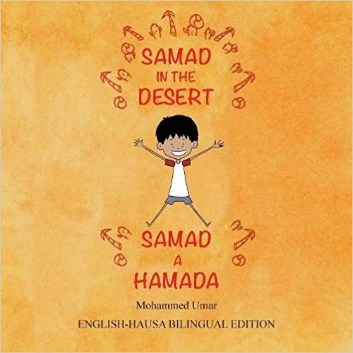 Samad in the Desert Bilingual Hausa Edition