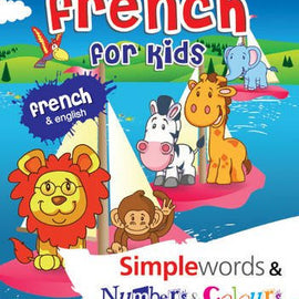 French for Kids DVD Set: Simple Words & Number and Colours 2011