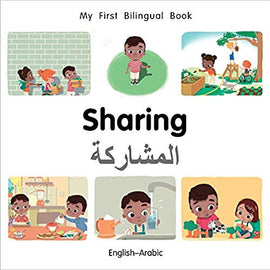 My First Bilingual Arabic Book on Sharing