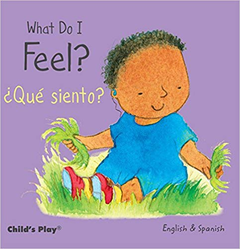 What Do I Feel? Spanish Bilingual Board Book