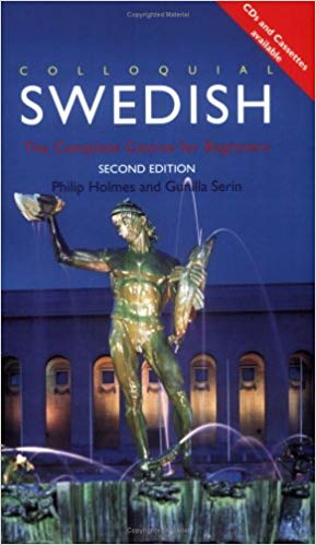 Colloquial Swedish Used Like New Book