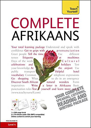 Complete Afrikaans Beginner to Intermediate Course: Learn to read, write, speak and understand a new language (Teach Yourself Complete) Book and Cd's