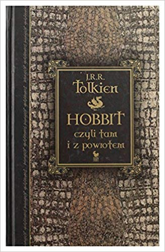 Hobbit in Polish New Hardback