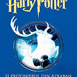 Harry Potter and The Prisoner of Azkaban Book 3 in Romanian