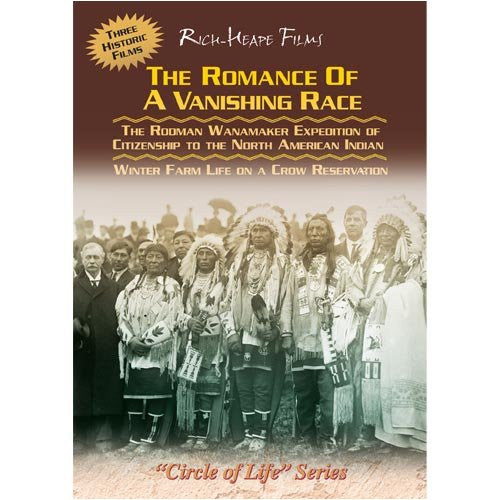 Romance of a Vanishing Race DVD