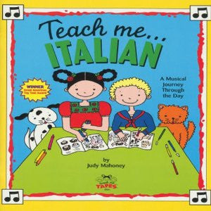 Teach Me (Italian), Children's Course