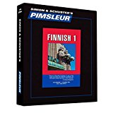 Pimsleur Finnish CD Audio Course (used -like new)